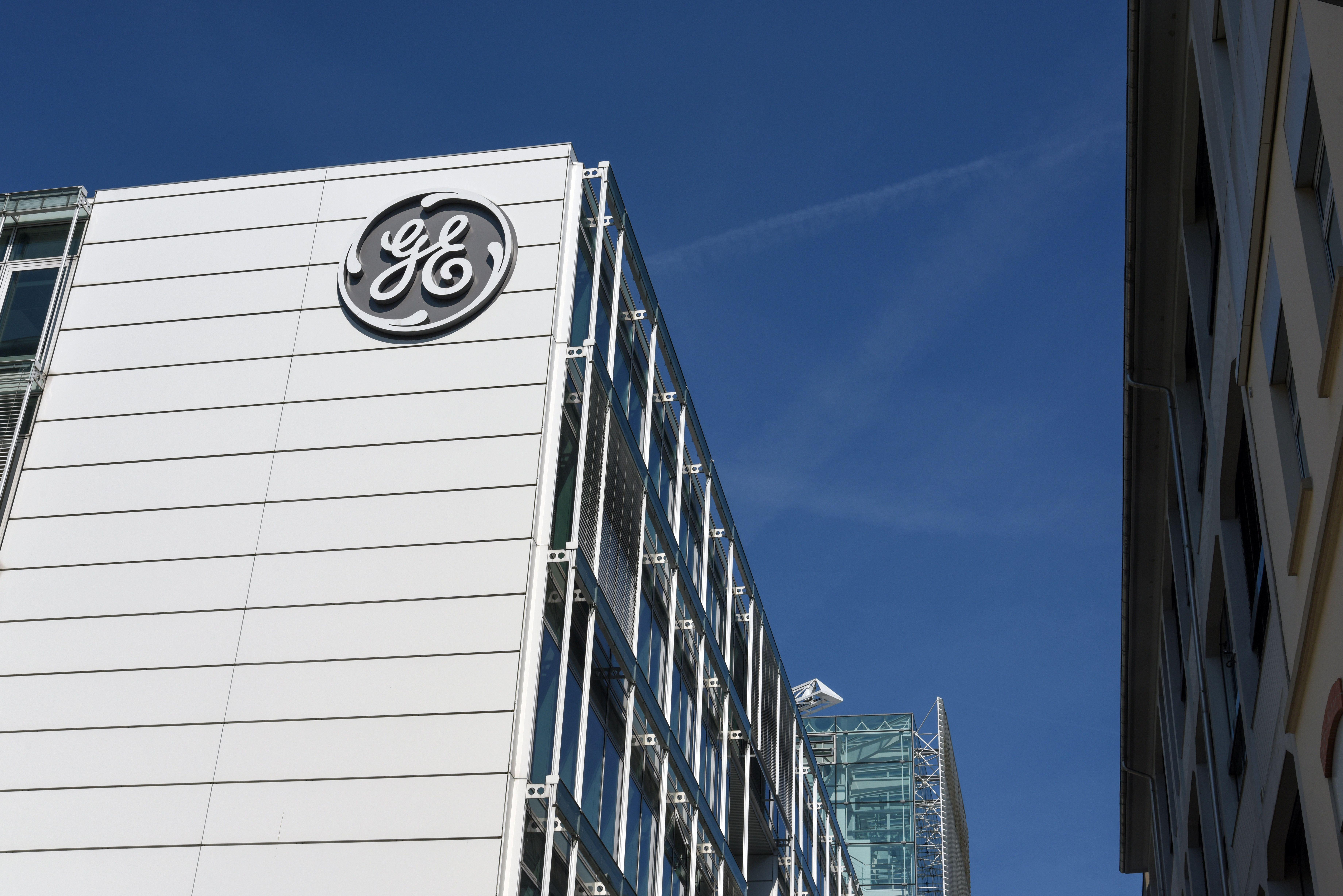 ge shares