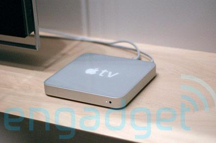 First Apple TV hands-on pics!