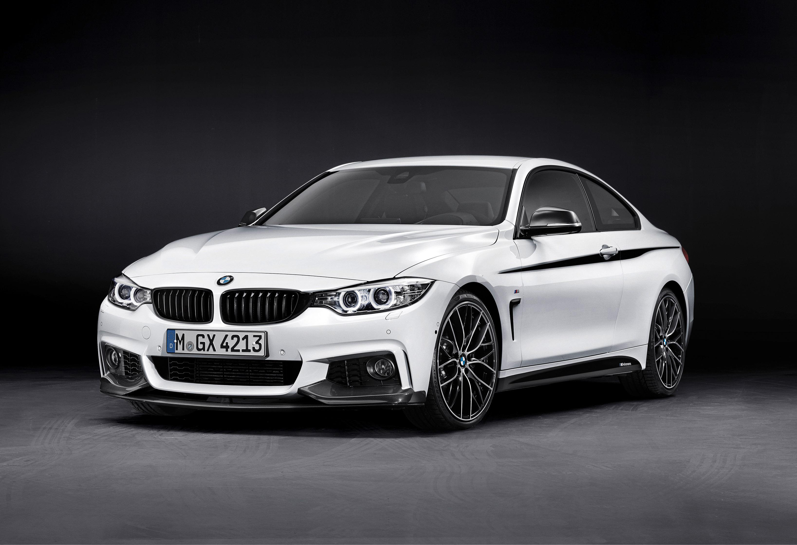 Bmw 4 Series Coupe Has Fine Handling