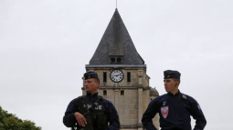 Second French church attacker was known to police: source