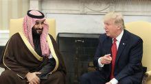 Trump Stands with Saudi Arabia
