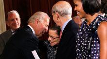 Joe Biden Says Ruth Bader Ginsburg's Seat Should Not Be Filled Till After Election