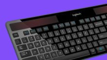 Need a new keyboard? This solar-powered wireless wonder from Logitech is on sale for just $44