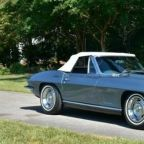 Two Almost-Identical '67 Chevy L71 Corvettes Heading To Auction