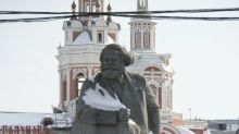 Russian exhibit puts Marx in the picture, 200 years after his birth