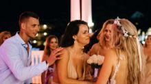 Noiva interrompe o próprio casamento para surpreender sua melhor amiga