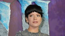 Lily Allen celebrates 18 months 'clean and sober'