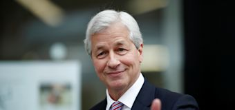 JPMorgan CEO: US set for 'extremely robust growth'