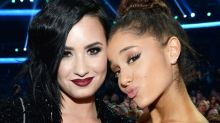 Demi Lovato Celebrates Birthday in London with Sweet Ariana Grande-Led Chant