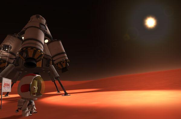 'Kerbal Space Program' finally launches on April 27th