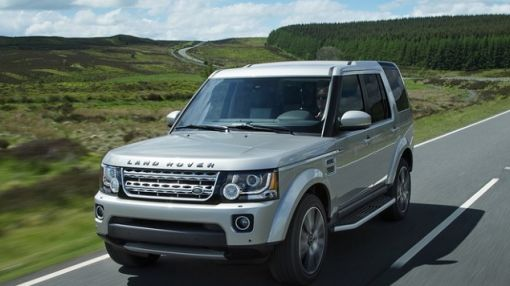 5 Fast Facts: 2016 Land Rover LR4