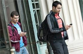 Researchers use GPS, accelerometers to boost smartphone data rates