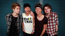 Headliners - Meet the 5 Seconds of Summer Boys