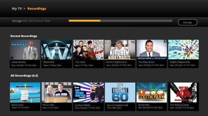 Sling TV debuts cloud DVR to combat PlayStation Vue
