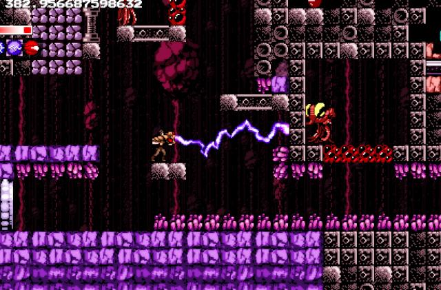JXE Streams: Digging in the 'Metroid' dirt of PS4's 'Axiom Verge'