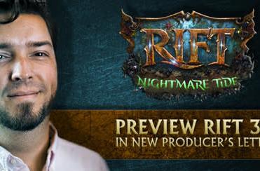 RIFT producer's letter reveals Nightmare Tide expansion