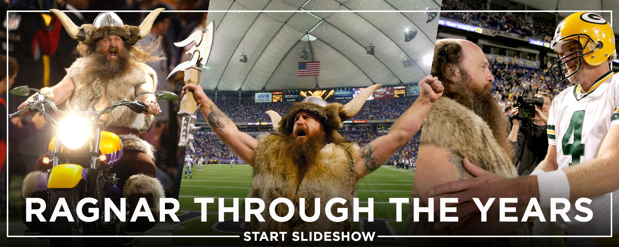 Super Bowl Week Will Be Hard For Minnesota Vikings Mascot Ragnar