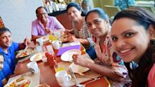 Photo shows family's last meal moments before Sri Lanka bombing rips apart hotel