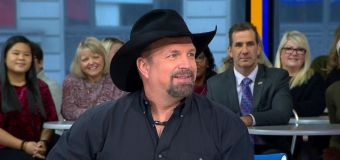 Garth Brooks loves his wife's Thanksgiving