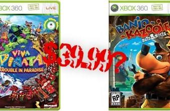 Banjo and Viva sequels only $39.99 at Gamestop?
