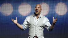 """Dwayne Johnson, o """"The Rock"""", quer ser presidente dos EUA"""