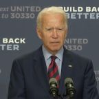 Biden lashes out at Trump over reports the president called military service members 'suckers' and 'losers'