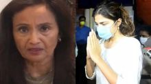 Exclusive Jiah Khan's Mother Rabia Amin shares her Take On Rhea Chakraborty's Arrest