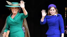 Sarah Ferguson reveals unusual detail about daughter Princess Beatrice's birth