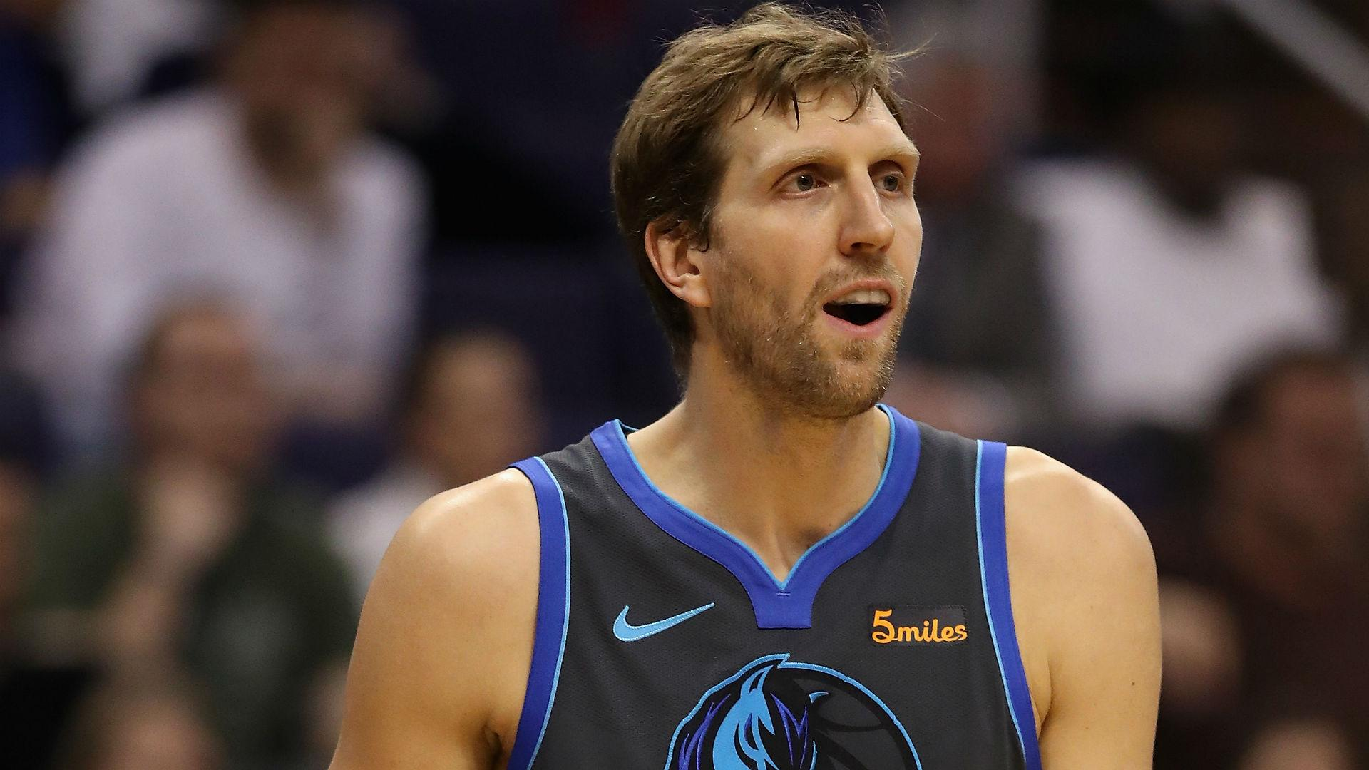 Mavs' Dirk Nowitzki drawing big numbers for final home game