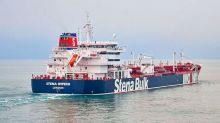Iran's Islamic Revolutionary Guard Corps seizes British-flagged, Liberian-flagged tankers in Strait of Hormuz