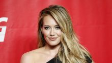 Hilary Duff gets mom-shamed for piercing 8-month-old daughter's ears: 'Child abuse'