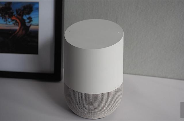 Google's play for the living room starts with Home