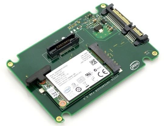 Intel's mSATA SSD 310 reviewed: a pint-size performer through and through