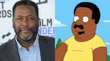 Wendell Pierce campaigns to be new voice of Cleveland Brown on 'Family Guy'