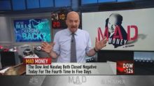 The fear gauge and strong earnings tell Jim Cramer this b...