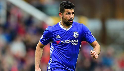 International: Chelsea: Vier China-Klubs wollen Stürmerstar Diego Costa