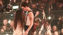 Shawn Mendes and Camila Cabello's slobbery make out is the talk of social media