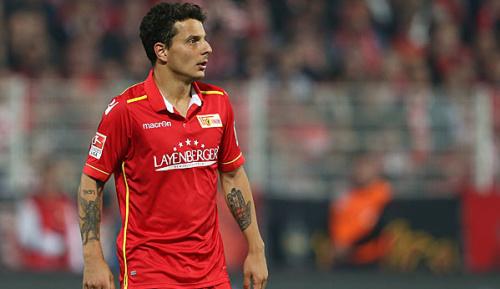 2. Bundesliga: Darum kickt Union-Stürmer Hosiner nur mit langen Hosen
