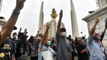 The story behind Thailand's 'Hunger Games' protest salute
