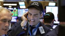 Dow Jones industrial average briefly crosses 26,000 points
