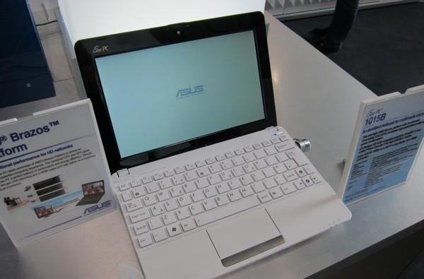ASUS Eee PC 1015B and 1215B hands-on
