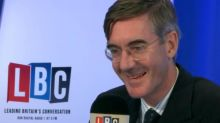 Tory MP and father of six Jacob Rees-Mogg says he has never changed a nappy