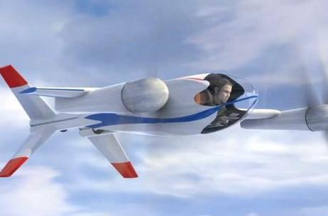 NASA's Puffin is the latest personal flying machine that will never be produced (video)
