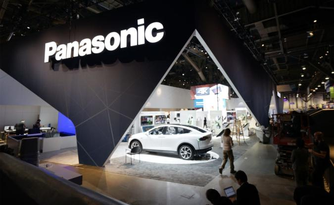 Panasonic unveils an Android-powered car infotainment system