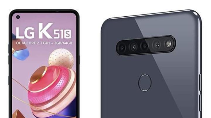 Smartphone da LG é o mais presentado do site
