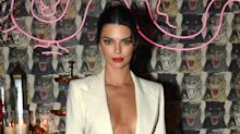 Kendall Jenner Is Being Body-Shamed for Her Weight and Tan Lines in This Bikini Picture