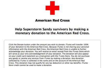 Sandy got you down? Comcast offering free WiFi to affected regions, iTunes allowing Red Cross donations