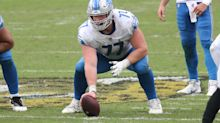 Report: Lions make Frank Ragnow NFL's highest-paid center with record 4-year contract extension