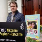 British-Iranian aid worker moved back to jail from hospital ward - husband
