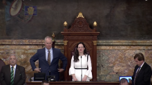GOP lawmaker criticized for 'disrespectful' prayer as first Muslim woman is sworn into Pa. House